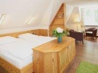 Junior-Suite, Quelle: (c) Ringhotel Fährhaus