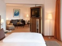 Junior Suite, Quelle: (c) Dorint Hotel Augsburg an Der Kongresshalle