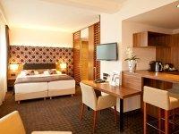 Junior Suite, Quelle: (c) Best Western Hotel Hohenzollern Osnabrück