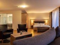 Junior Suite Deluxe, Quelle: (c) Hotel Dirsch Wellness & Spa Resort