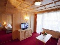 Junior Suite Edelweiss, Quelle: (c) Wohlfühlhotel Latini