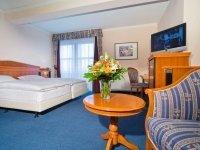 Junior Suite für 3 Personen, Quelle: (c) Wellness-Hotel Residenz
