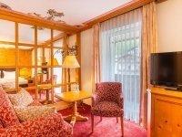 Junior Suite im Haus Hubertus, Quelle: (c) Alpenhotel Oberstdorf
