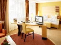 Junior Suite in der Villa Anna, Quelle: (c) Best Western Premier Park Hotel & Spa