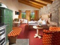 Junior-Suite König Watzmann, Quelle: (c) Hotel Gasthof Hindenburglinde