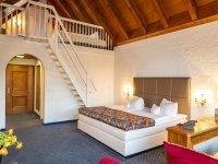 Junior Suite Relax, Quelle: (c) Hotel Bellevue Spa & Resort Reiterhof Wirsberg