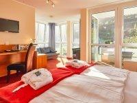 Junior Suite zur Alleinnutzung, Quelle: (c) Landhotel Maarium