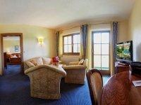 Juniorsuite, Quelle: (c) Hotel Parkschlössl zu Thyrnau