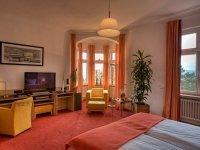 Juniorsuite mit Talblick, Quelle: (c) Hotel FRANZISKUSHÖHE