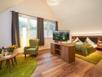 Juniorsuite TraumGEIST, Quelle: (c) Hotel Restaurant Schloss Döttingen