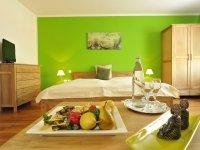 """Junior Suite """"Jutta Superior"""", Quelle: (c) Hotel Dreimädelhaus"""
