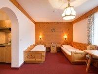 Karwendel Zweibettzimmer, Quelle: (c) Hotel Alpenhof