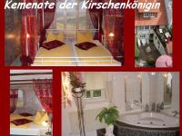 Kemenate der Kirschenkönigin, Quelle: (c) Burghotel Witzenhausen