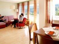"""Appartement B """"Keutschacher See"""", Quelle: (c) Sonnenhotel Hafnersee"""