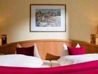 Klassik Doppelzimmer, Quelle: (c) Sporthotel & Resort Grafenwald
