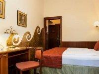 Klassik Doppelzimmer Gartenblick und Balkon, Quelle: (c) Hotel Park-Villa ****