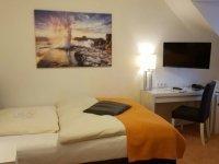 kleines Doppelzimmer, Quelle: (c) AKZENT Hotel Strandhalle