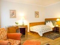 Kleines Einzelzimmer, Quelle: (c) Vollererhof Hotel GmbH