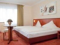 Komfort-Doppelzimmer, Quelle: (c) Landhotel Jäckel