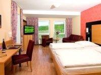 Komfort-Doppelzimmer, Quelle: (c) Burg-Hotel