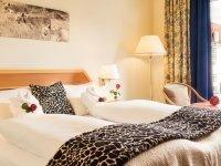Komfort-Doppelzimmer, Quelle: (c) Sunderland Hotel