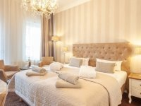 Komfort-Doppelzimmer, Quelle: (c) HOTEL VIER JAHRESZEITEN BINZ