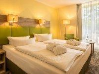 Komfort-Doppelzimmer, Quelle: (c) Berg- und Jagdhotel Gabelbach