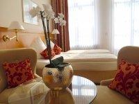 Komfort-Doppelzimmer, Quelle: (c) Villa Thea Kurhotel am Rosengarten