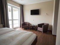 Komfort-Doppelzimmer, Quelle: (c) Hotel Huntetal
