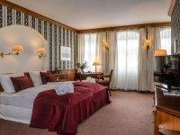 Komfort-Doppelzimmer, Quelle: (c) AKZENT Hotel Goldner Hirsch