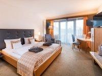 Komfort-Doppelzimmer , Quelle: (c) Göbel·s Schlosshotel Prinz von Hessen