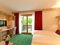 Komfort-Doppelzimmer, Quelle: (c) Hotel Kloster Nimbschen
