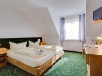 Komfort Doppelzimmer, Quelle: (c) Hotel Zwickau Mosel