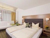 Komfort Doppelzimmer, Quelle: (c) AKZENT Hotel Restaurant Höhenblick
