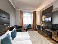 Komfort-Doppelzimmer, Quelle: (c) Best Western Hotel Kurfürst Wilhelm I.