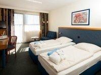 Komfort-Doppelzimmer, Quelle: (c) Hotel Jägerhof Willebadessen GmbH & Co. KG