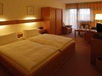 Komfort Doppelzimmer, Quelle: (c) Hotel Merian Rothenburg