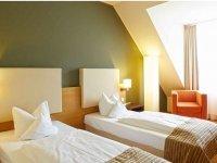 Komfort Doppelzimmer, Quelle: (c) Ringhotel Stempferhof