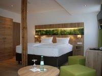 Komfort Doppelzimmer, Quelle: (c) Merfelder Hof Hotel und Restaurant