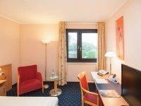 Komfort-Doppelzimmer, Quelle: (c) AKZENT Parkhotel Marl