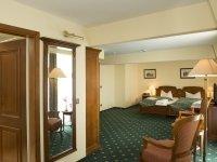 Komfort-Doppelzimmer, Quelle: (c) Schlosshotel Schkopau