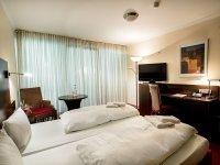 Komfort-Doppelzimmer, Quelle: (c) Parkhotel Meppen