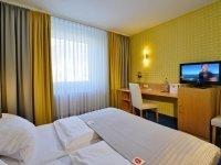 Komfort Doppelzimmer, Quelle: (c) Michel Hotel Suhl