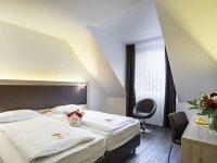 Komfort Doppelzimmer, Quelle: (c) Michel & Friends Hotel Monschau
