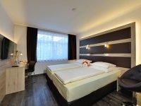 Komfort Doppelzimmer, Quelle: (c) Michel & Friends Hotel Lüneburger Heide