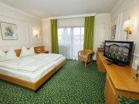 Komfort-Doppelzimmer, Quelle: (c) Hotel Lindenhof