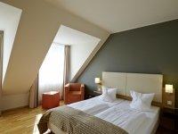 Komfort Doppelzimmer, Quelle: (c) Hotel Stempferhof