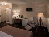 Komfort-Doppelzimmer, Quelle: (c) Hotel Stadt Aurich