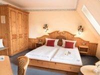 Komfort Doppelzimmer , Quelle: (c)  AKZENT Hotel Krone