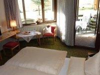 Komfort-Doppelzimmer, Quelle: (c) AKZENT Hotel Lawine